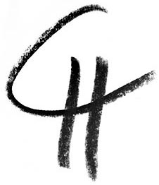 Signatur Christine Herr